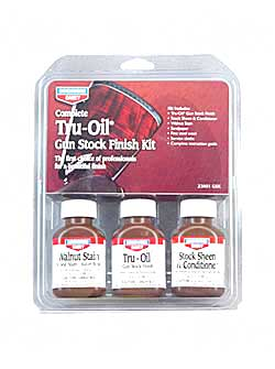 Birchwood Casey Gunstock TRU-OIL STOCK FINISH KIT